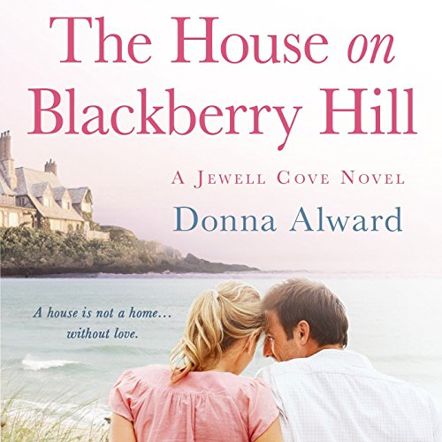 The House on Blackberry Hill audiobook cover art