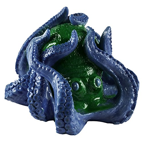 GloFish 19277 Large Color Changing Octopus Ornament