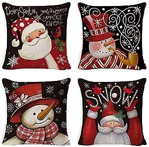 Christmas Throw Pillows Christmas Pillow Covers Christmas Pillows 18