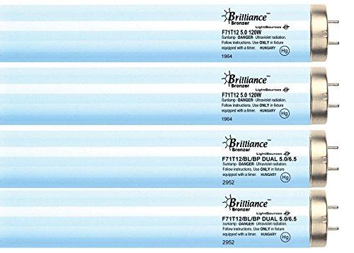 Brilliance Advanced Face & Body Tanning Kit (24)