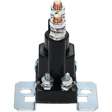 Dollatek Hochstrom Anlasserrelais 500amp Dc 12v 4 Pin Elektronik