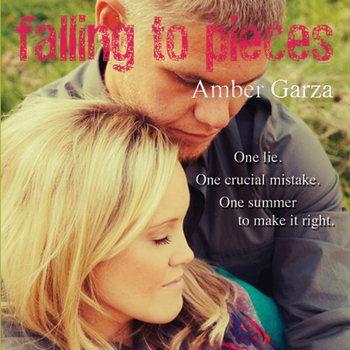 Falling to Pieces audiobook cover art