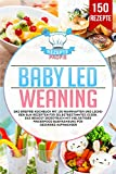 Baby Led Weaning: Das Breifrei Kochbuch mit 150 nahrhaften und leckeren BLW Rezepten für selbstbestimmtes Essen. Das Beikost Rezeptbuch mit vielseitiger Fingerfood Babynahrung für gesundes Aufwachsen