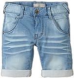 NAME IT Jungen 13113251 Short, Blau (Light Blue Denim), (Herstellergröße: 92)