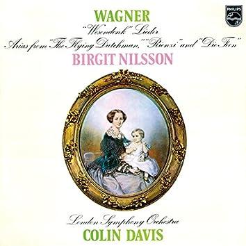 Wagner: Wesendonck Lieder; Arias from Der fliegende Holländer, Rienzi & Die Feen