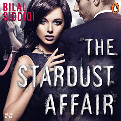 The Stardust Affair audiobook cover art