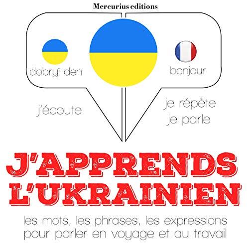 Couverture de J'apprends l'ukrainien