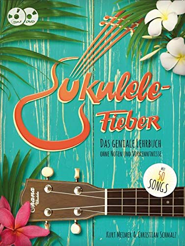 Ukulele-Fieber: Noten, Lehrmaterial, Bundle, CD, DVD (Video) für Ukulele