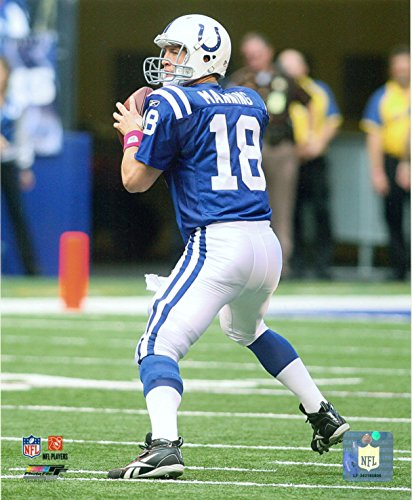 Dominic Rhodes Indianapolis Colts NFL Double Matted 8x10 Photograph Super Bowl XLI Rushing
