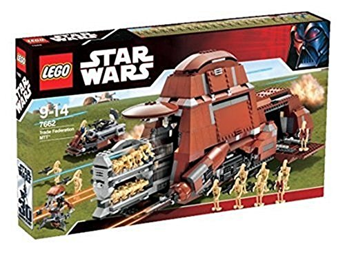 LEGO Star Wars 7662 - Trade Federation MTT