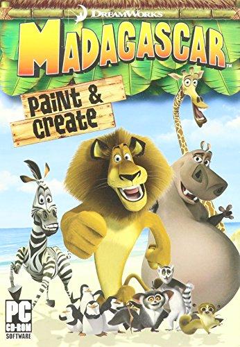 Madagascar Paint & Create