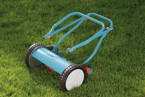 Gardena 4025 15 Quot Cordless Electric Push Reel Lawn Mower
