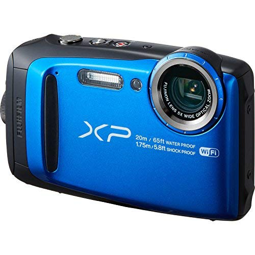 Fujifilm FinePix XP120 Waterproof Digital Camera...