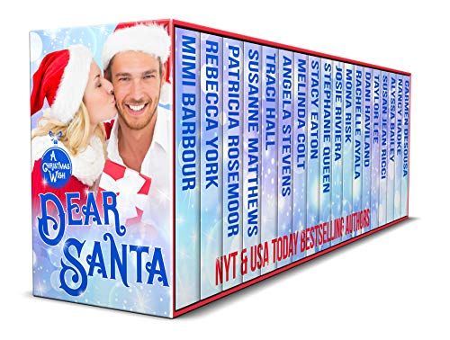 Dear Santa: A Christmas Wish by Mimi Barbour & Others ebook deal