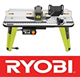 New Ryobi Universal Router Table Wood Working Tool Adjustable Fence...