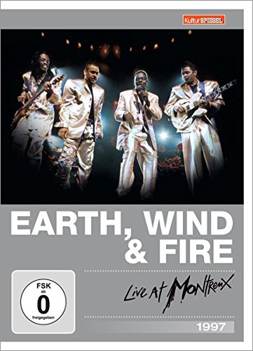 Earth, Wind & Fire - Live at Montreux 1997 (Kulturspiegel Edition)