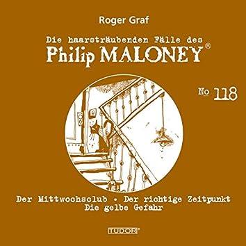 Die haarsträubenden Fälle des Philip Maloney, Vol. 118