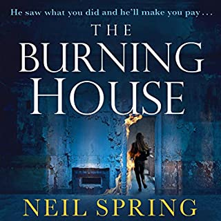 The Burning House cover art