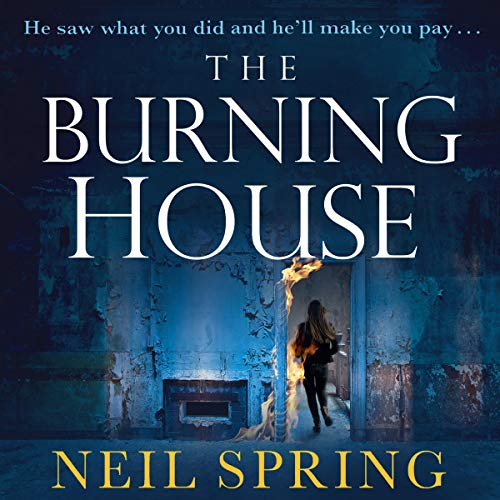 Couverture de The Burning House