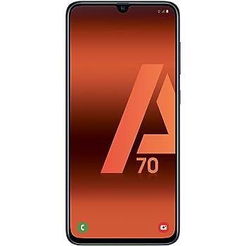 Samsung A705 Galaxy A70 4G 128GB Dual-SIM Blue EU: Amazon.es ...