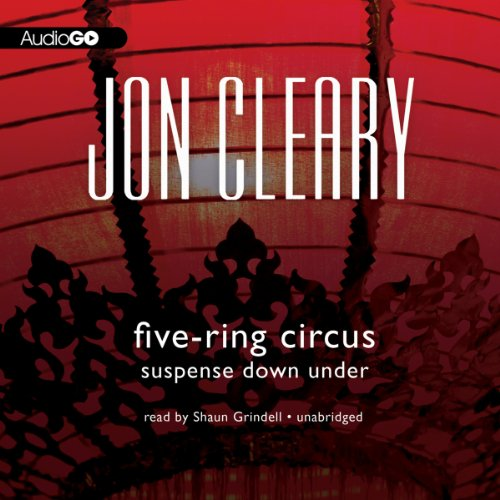 Five-Ring Circus: Suspense Down Under audiobook cover art