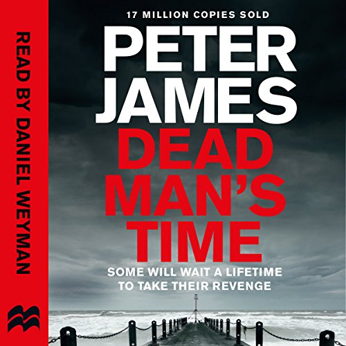 Dead Man's Time audiobook cover art