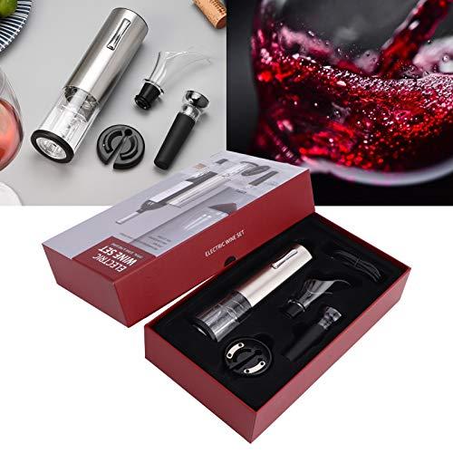 Surebuy Abrebotellas de Vino Duradero del Cortador de la Hoja de Vino para almacenar el Vino para Abrir/Verter el Vino