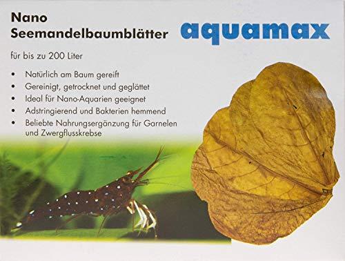 aquamax Nano - Seemandelbaumblätter (aquamax Terminalia Catappa Leaves)