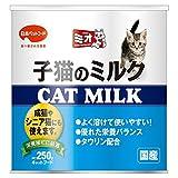 ミオ 子猫のミルク 250g 製品画像
