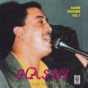 Mazal Souvenir Andi (Album souvenir, vol. 1)