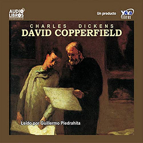 David Copperfield audiobook cover art