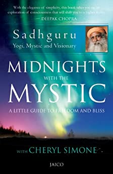 Midnights with the Mystic by [Sadhguru, Cheryl Simone, 9.78818E+12]