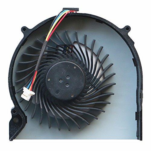 DXCCC New Laptop CPU Fan for Sony SVE17 SVE171 SVE1711X1EB SVE171A11M SVE171B11M SVE171C11M PCG-71914L PCG-71C11L PCG-71C11M PCG-71C12L CPU Cooling Fan