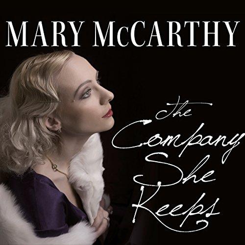 The Company She Keeps audiobook cover art