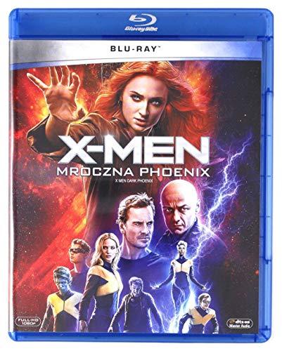 X-Men: Dark Phoenix [Blu-Ray] [Region Free] (IMPORT) (Keine deutsche Version)