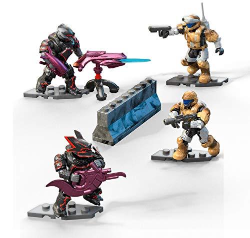 Mega Construx - Halo GCT34 - Fireteam ODST´s Vs Brutes