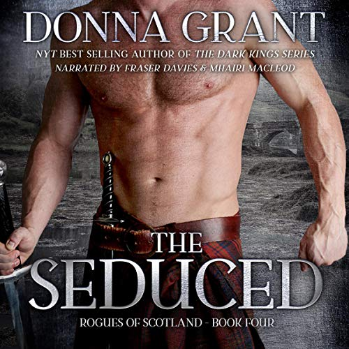The Seduced Audiobook By Donna Grant cover art