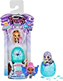 Hatchimals Mini Pixies 2-Pack, Glitter Angels 3.8 cm Collectible Dolls with Mix and Match Wings (Styles May Vary) Lot de 2 poupées à Paillettes avec Ailes Assorties 3,8 cm, 6059882