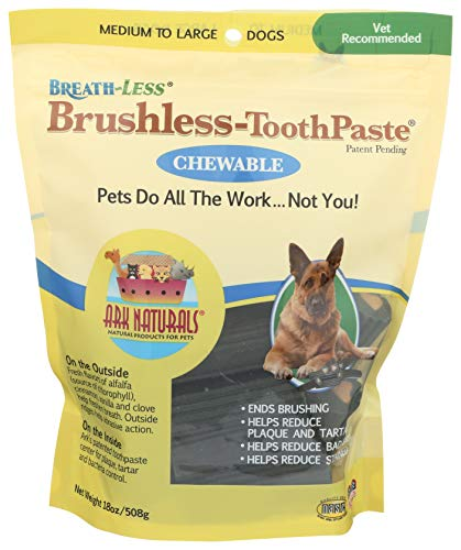 Top 16 breathless brushless toothpaste for dogs medium large for 2020