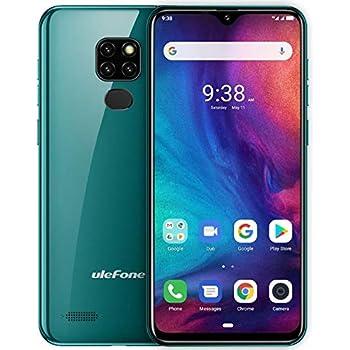 Ulefone Teléfono Móvil (2020), Note 7P, 4G Dual SIM Smartphone ...