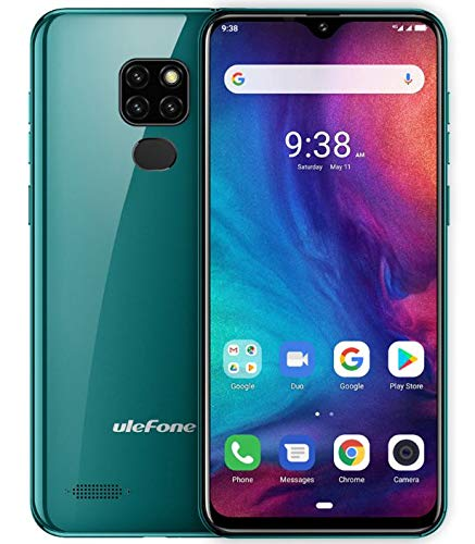 Ulefone Teléfono Móvil (2020), Note 7P, 4G Dual SIM Smartphone Baratos Libres...