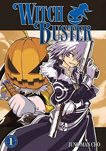 Witch Buster Vol. 1 (English Edition)