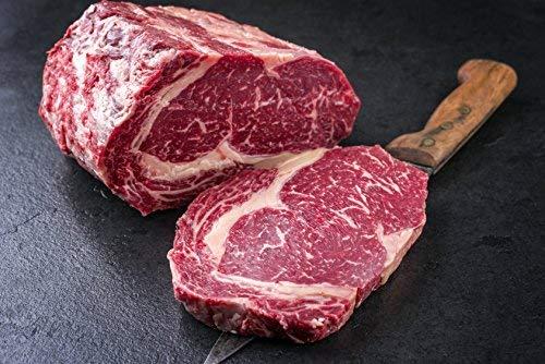 3 kg Entrecote / Ribeye am Stück vom besten Färsenfleisch, (mindestens 3 kg) zum selber schneiden,...
