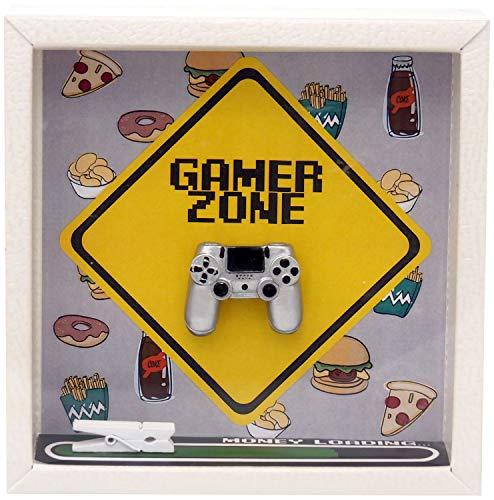 ZauberDeko Geldgeschenk Verpackung Controller Gamer Konsole Videospiel Spielekonsole Geschenk