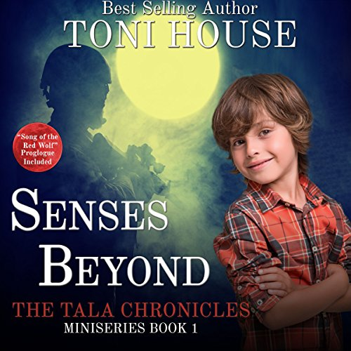 Senses Beyond audiobook cover art