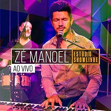 Zé Manoel no Estúdio Showlivre (Ao Vivo)