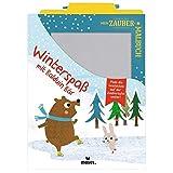 Mein Zaubermalbuch - Winterspass mit Balduin Baer
