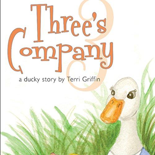 Three's Company audiobook cover art
