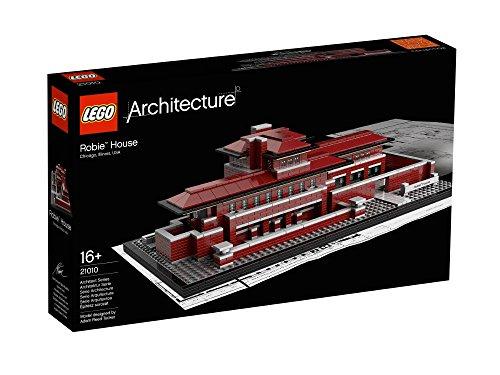 LEGO Architecture 21010 - Baukasten, Robie House
