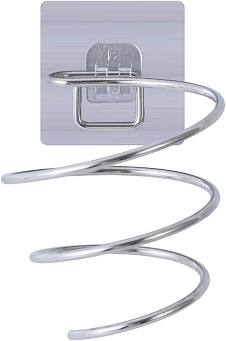 letaowl Hair Dryer Holder Wall-Mounted Wal Max 74% OFF 1 year warranty Storage Bathroom Rack
